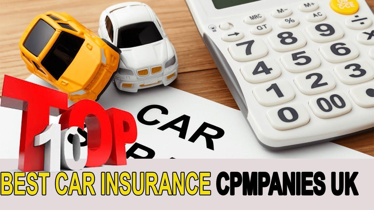 Best car insurance companies uk    Top 10 best car ...