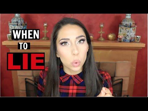 3 Lies You Should Always Tell   Alex Lynn Ward