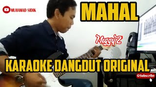 Karaoke dangdut 2019 - MAHAL - Vidio Lirik