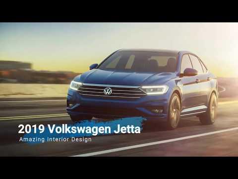 2019 Volkswagen Jetta - Amazing INTERIOR Design