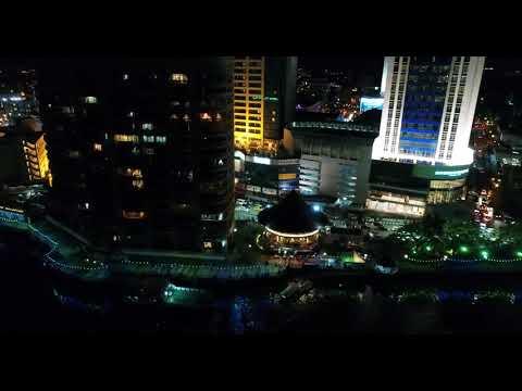 Kuching Waterfront,  nightcandid.. 11-11-2017