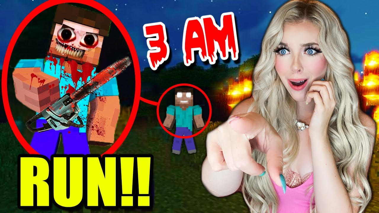 Download Do NOT PLAY This Minecraft Game at 3 AM...(*ITS CURSED*)