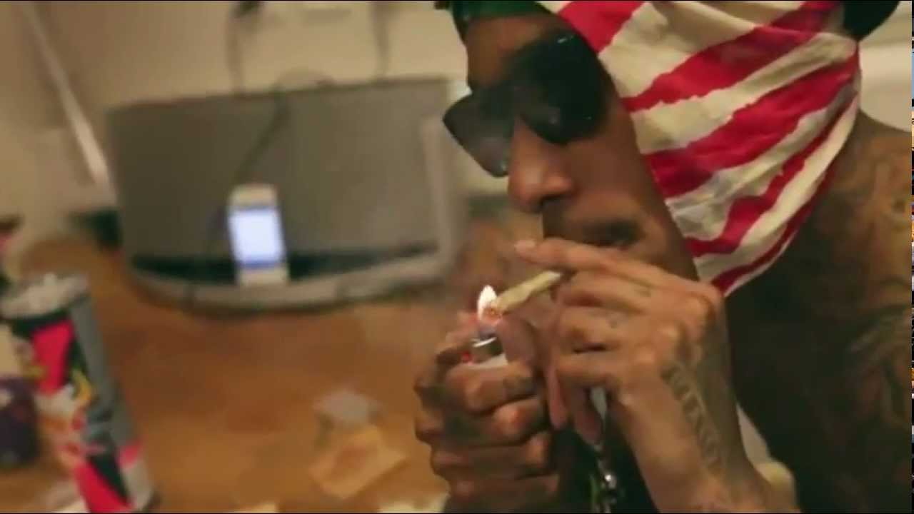wiz khalifa - bed rest freestyle (official video) - youtube