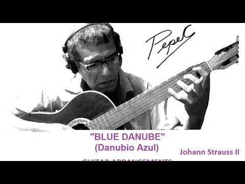 blue-danube_johann-strauss-ii_pepec-guitar_level-7-of-10