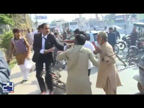 Lawyer Gundagardi in Multan