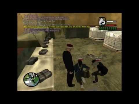 Playing some SA-MP! NGRP Ep: 8 Kidnapping w/ Bob!