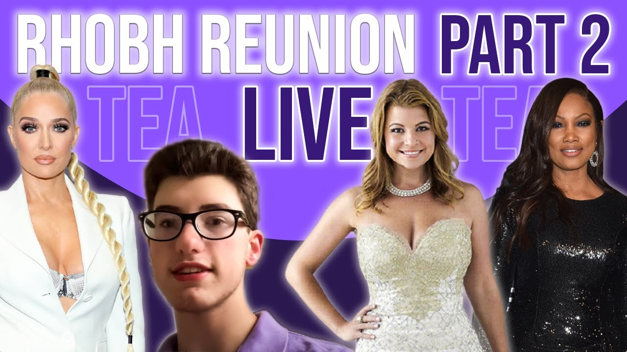 Download RHOBH REUNION SEASON 11 PART 2 LIVE with me & Lifestyle Andrew