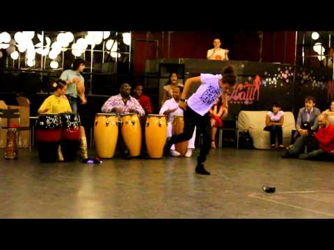 AFRO-CUBAN DANCE Weekend. Rumba solar. Part 5