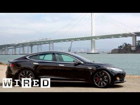 The Ludicrously Fast Tesla Model S P90D   Zero to 60 at Supercar Speeds