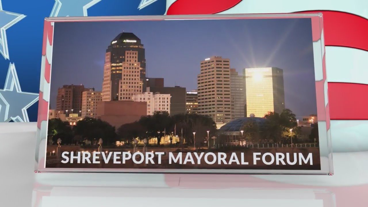 Shreveport Mayoral Forum