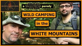 Wild Camping in the White Mountains
