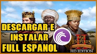 Descargar e Instalar Age of Empires II HD: The African Kingdoms Full Español