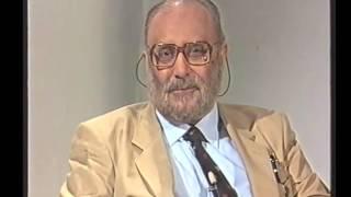 Rare: Dr Pervez Hoodbhoy Interviews Dr Abdus Salam for PTV in 1989