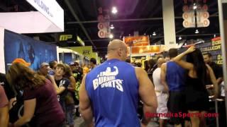 Hardcorowy Koksu na Olympia Expo 2012 2017 Video