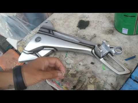 airbrush welding