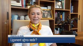 Ligament Ağrısı Nedir? - Prof. Dr. Zehra Neşe Kavak