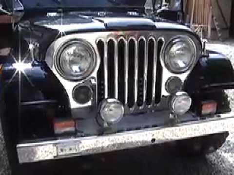 jeep golden eagle V8 5000 cc