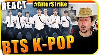 BTS K-Pop - Marcio Guerra Reagindo React Reação
