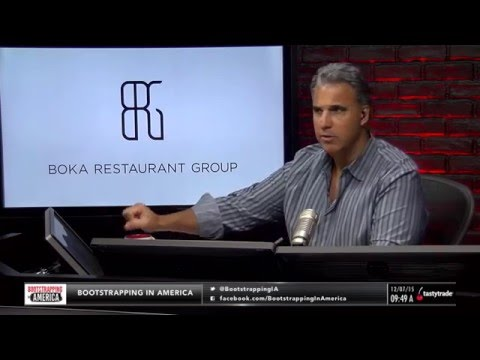 Rob Katz and Kevin Boehm of the Boka Resturant Group ...