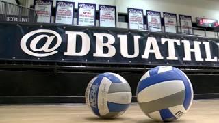 DBU Volleyball Highlights vs. Southern Arkansas (9/7/18)