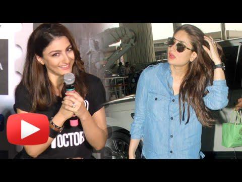 Kareena Kapoor Baby : Soha Ali Khan's FUNNY Reaction