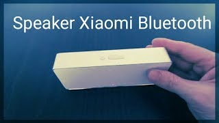 Gambar cover Preview and Review Speaker Xiaomi Bluetooth 4.2 of the 2nd generation(Square Box Generation 2)