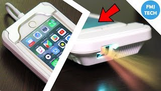 Insane iPhone/SmartPhone Projector | BlindlyShop com