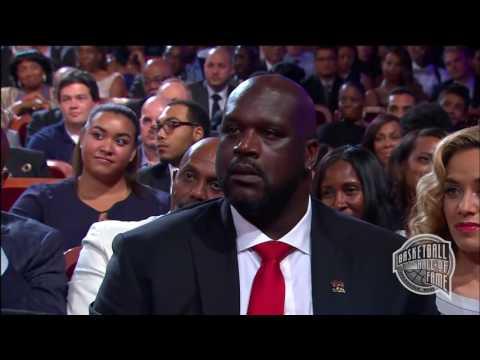"""Iverson """"I wanna be like Mike"""" Hall of Fame Speech"""