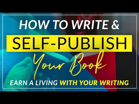 How to self-publish a book in 2018 (and avoid getting ripped off!)