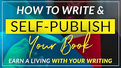 How to self-publish a book (without getting ripped off by author services!)