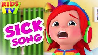 Sick Song + More Nursery Rhymes & Baby Songs by Kids TV
