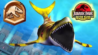 From the Bottom of the Ocean to the Top - Jurassic Park Builder AQUATIC || Ep48 HD