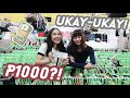 P1,000 UKAY-UKAY Challenge w/ Shaira Luna!!! | ThatsBella