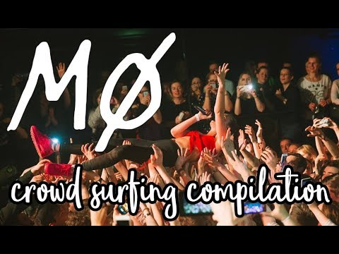 MØ Crowd Surfing Compilation thumbnail