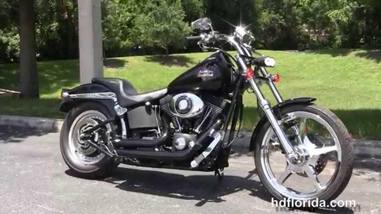 Night Train Harley Davidson For Sale