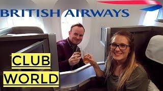 British Airways CLUB WORLD London to Seychelles|Boeing 787-9