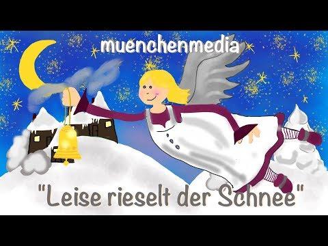 Leise rieselt der Schnee  -  Weihnachtslieder deutsch | Kinderlieder deutsch - muenchenmedia