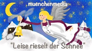 ⭐️ Leise rieselt der Schnee  -  Weihnachtslieder deutsch | Kinderlieder deutsch - muenchenmedia