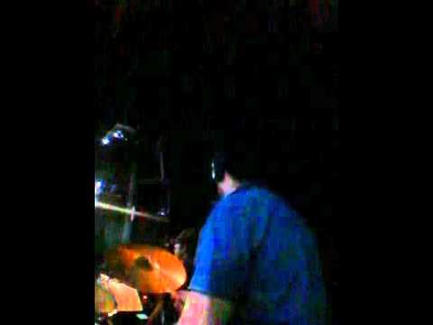 "drums cam Efrain Gonzalez musical ""casi normal"""