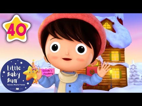 Deck The Halls | Christmas Songs for Kids | +More Nursery Rhymes and Kids Songs | Little Baby Bum