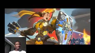 [NEW HERO – COMING SOON] Brigitte Origin Story | Overwatch REACTION!!!