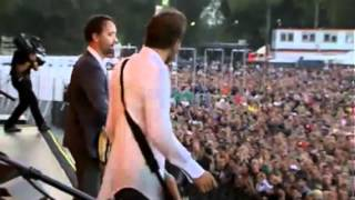 dEUS - Suds And Soda (Live Rock Werchter 2012)