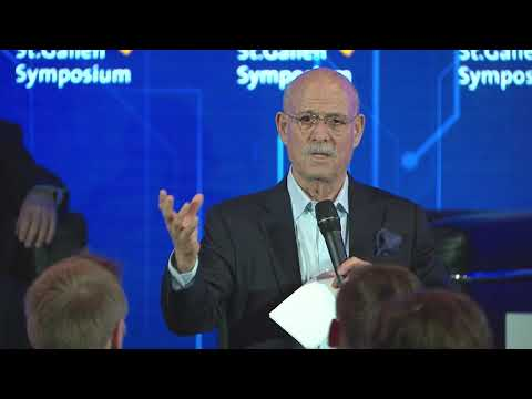Lecture: The smart third industrial revolution and the future of work - 48th St. Gallen Symposium