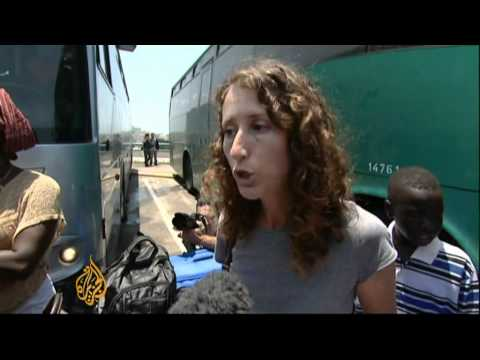 Israel To Airlift South Sudanese Migrants Back To Juba