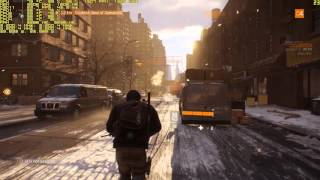 Tom Clancy's The Division GTX 960 1080P ULTRA I5-4460 60 FPS GAMEPLAY