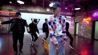 "Winner ""Ah Yeah"" Mirrored Dance Practice, 위너 ""아예"" 안무 거울모드"
