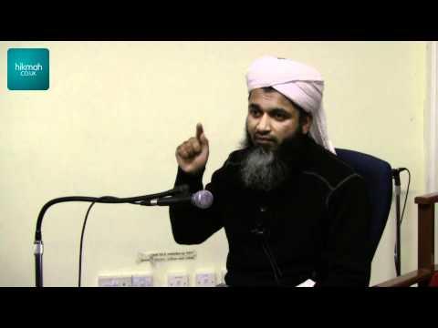 The Bridge: Sharper than a sword, thinner than hair - Shaykh Hasan Ali
