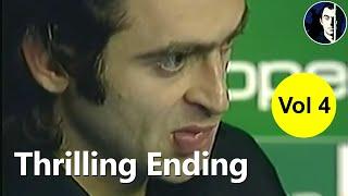 Ronnie O'Sullivan vs Steve Davis | Tactical Ending | 2004 Welsh Open Final Vol 4
