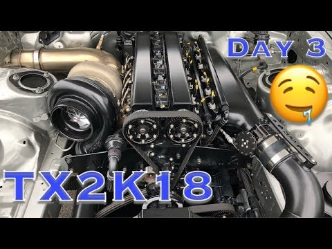 TX2K18 Day 3 - BEST DAY of the whole event!!
