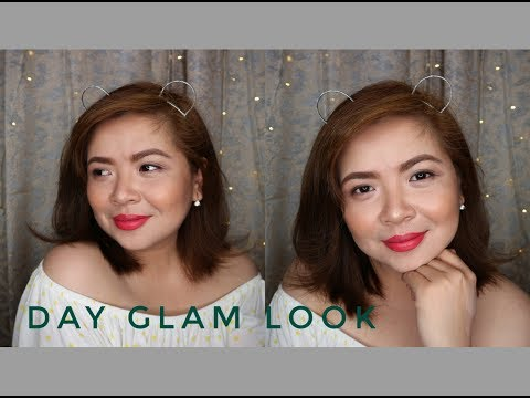 DAY GLAM LOOK using CRUELTY-FREE make-up brands| YES to cruelty-free products 🐰